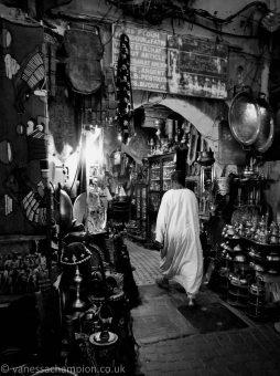 Moroccos, Souk