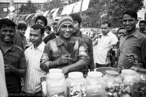 Bangladesh, street vendors