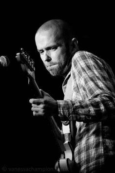 Matt Edwards Band - gig Oxford