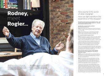 Philips lighting magazine (page 1)