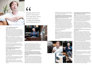 Philips Lighting Magazine (Page 2)