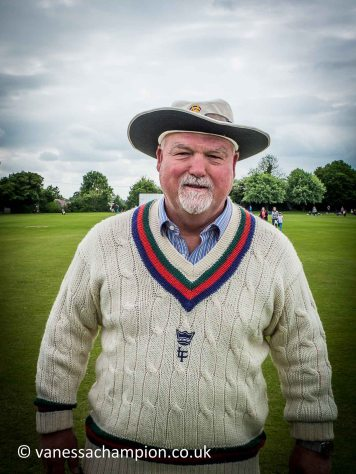 Copyright Vanessa Champion Photographer Mike Gatting